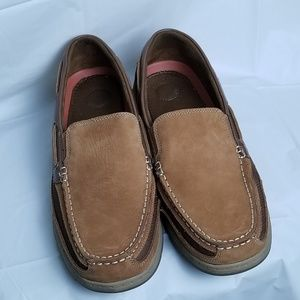 Croft and Barrow Loafer/Top Sider Boat Shoe Size 1